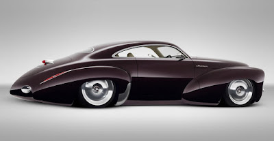 Holden Efijy Concept Model Car Side Left Wallpaper