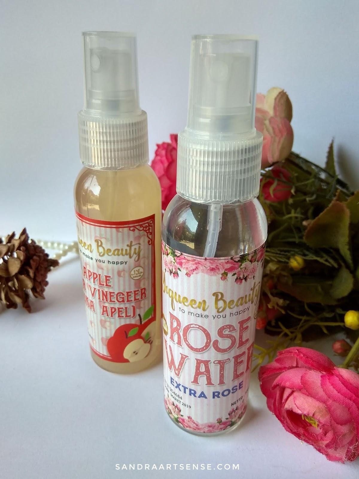 Apakah Masker Air Mawar Campur Dengan Baby Oil Aman | saya ...