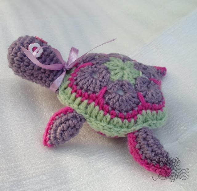Żółwie african flowers i nowa współpraca.