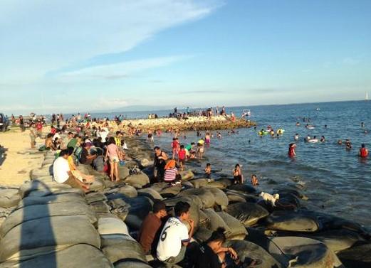 Daya Tarik Objek Wisata Pantai Mertasari Di Sanur Denpasar