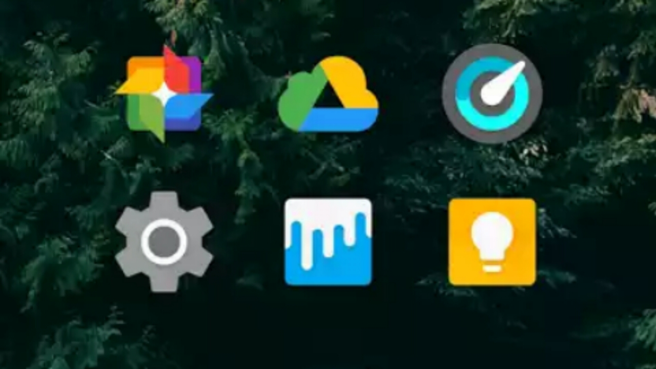 Polycon icon pack