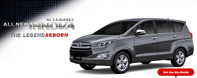 Spesifikasi Lengkap All New Kijang Innova Interior Grand Avanza Matic Inilah 6 Warna Pilihan Toyota Terbaru 2016 ...