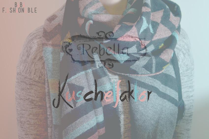 Rebella Schal Kuschelfaktor Titelbild