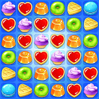 Sugar Pop – Sweet Puzzle Game (Mod Apk Unlimited Coins)