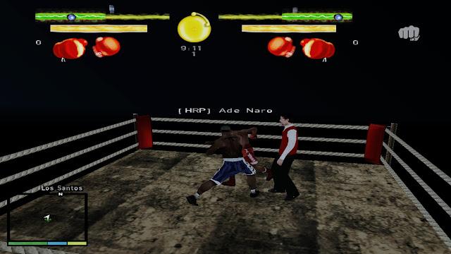 Boxing Match Mod Gta San Andreas 2