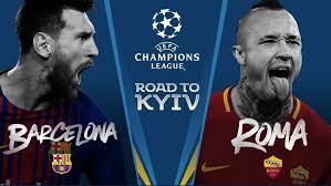 مشاهدة مباراة برشلونة وروما بث مباشر اون لاين يوتيوب يلا شوت  04-04-2018 دوري أبطال أوروبا barcelona-vs-as-roma live