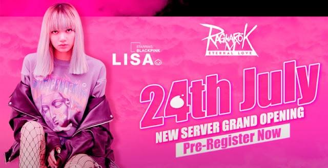 ¡Lisa de BLACKPINK protagonizará un videojuego!
