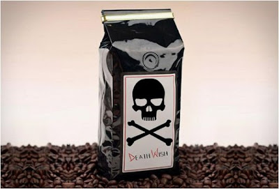 قهوة الرغبة فى الموت Death Wish Coffee