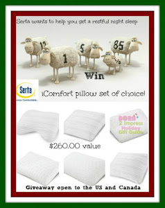 Win a Pillow of Choice!
