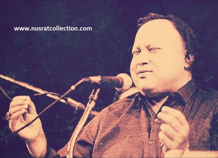 Kamli Wale Muhammad Toon Sadqay Mein Jaa mp3 by Nusrat Fateh Ali khan