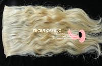 Tecer cabelo telas de cabelos humanos
