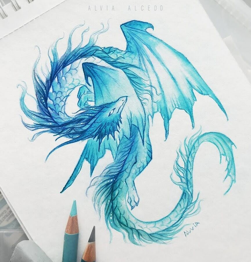 12-Water Dragon-Alvia-Alcedo-www-designstack-co