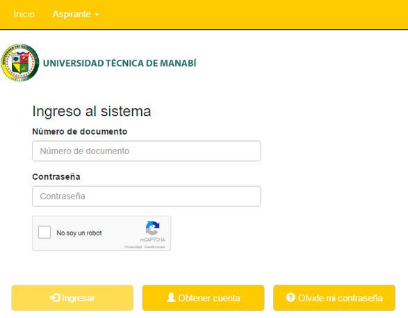 Consultar Resultados de Asignación de Cupos Universidad Técnica De Manabí 2017