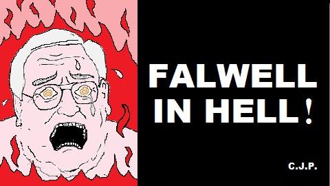 the book of jerry falwell Jerry falwell (lynchburg, 11 de agosto de 1933 — lynchburg, 15 de maio de 2007) foi um pastor cristão fundamentalista dos estados unidos da américa e um.