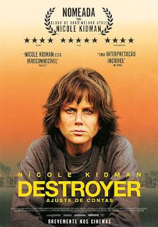 Destroyer - Poster & Trailer