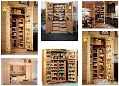 Pantry Cabinets: Renovating Your Kitchen on a Budget with Pantry Cabinets