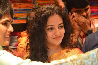 Nithya Menen Stills At Kalamandir (12).JPG
