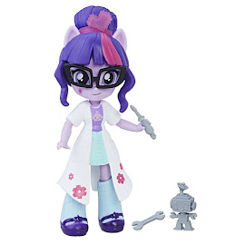 My Little Pony Equestria Girls Minis Mall Collection Switch 'n' Mix Fashions Twilight Sparkle Figure