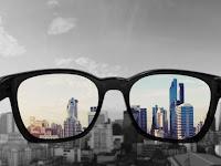 Kacamata untuk Orang yang Buta Warna