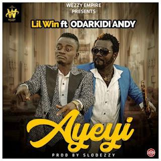 LilWin - Ayeyi Prod. By 925 Music