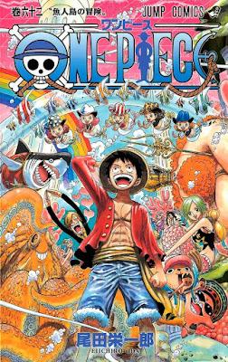One Piece Episode 523 - 574 (Fishman Island Arc) Subtitle ...