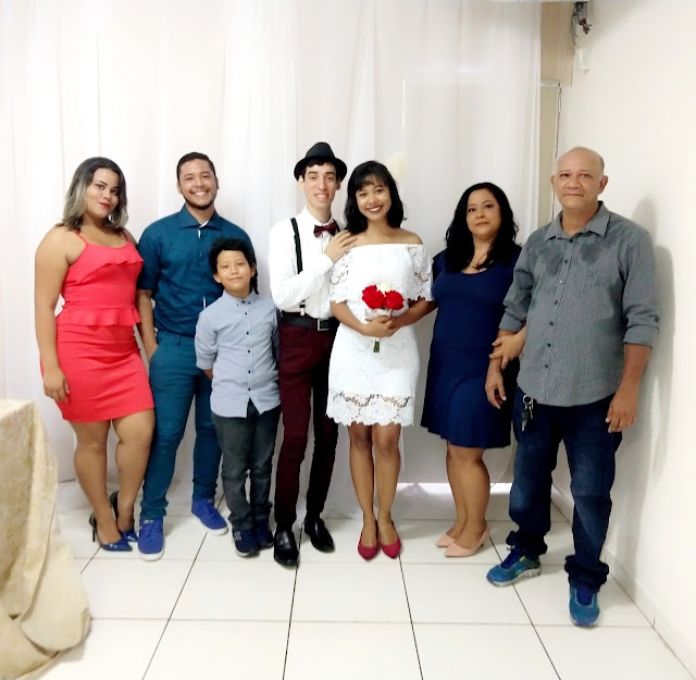 casamento civil, familia