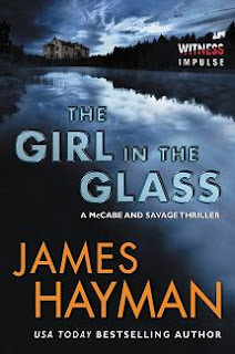 The Girl in the Glass  cover