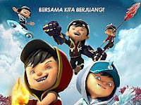 Boboiboy The Movie (2016) Subtitle Indonesia