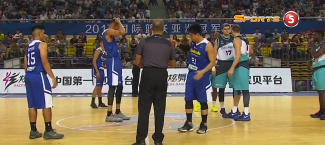 Chooks-to-Go Pilipinas def. BC Astana, 73-65 (REPLAY VIDEO) FIBA Asia Champions Cup 2017