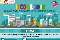 Contest Interdiscipliner Scientific Competition (ISCOOL) 2018