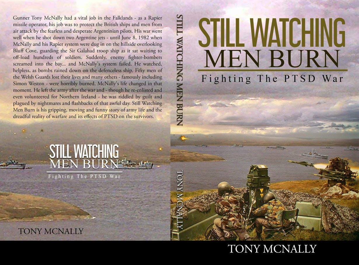 'Still Watching Men Burn'