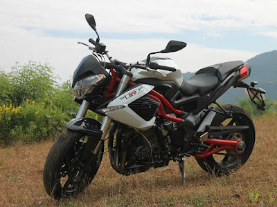 Benelli TNT 899  hd picture