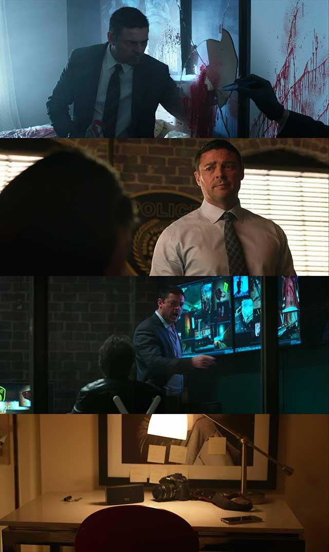 Hangman (2017) HD 720p Latino