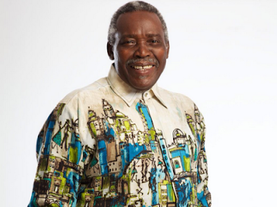 Happy 73rd birthday to Nollywood legend, Olu Jacobs