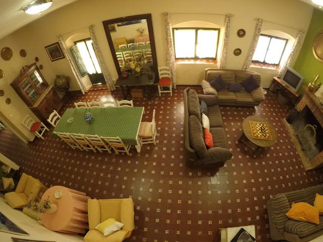 Casa andaluz 16 personas