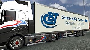 Conway Bailey trailer mod