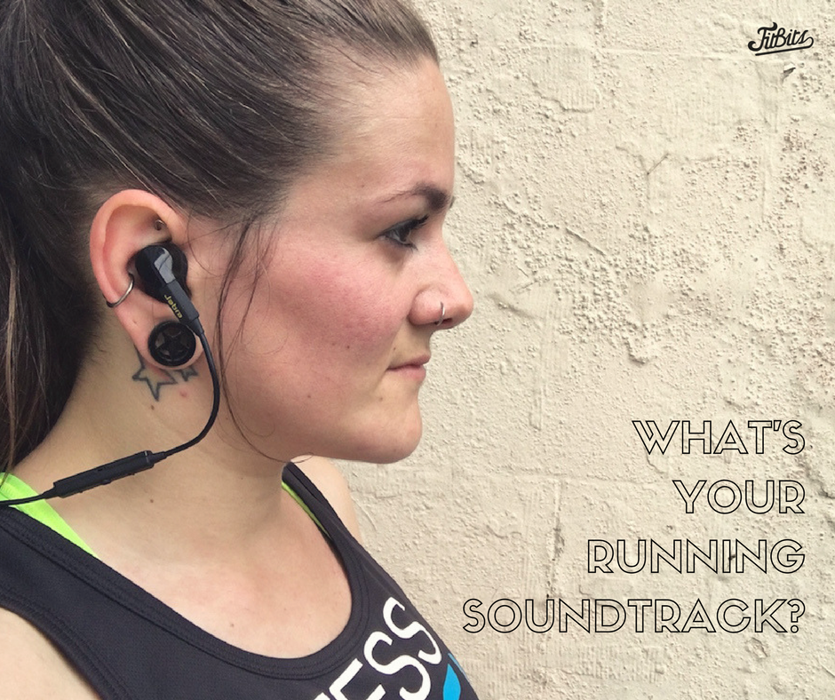 FitBits | JABRA bluetooth earphones review  - Tess Agnew fitness blogger