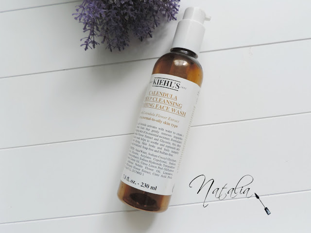 Calendula-Deep-Cleansing-Foaming-Face-Wash-Kiehl's