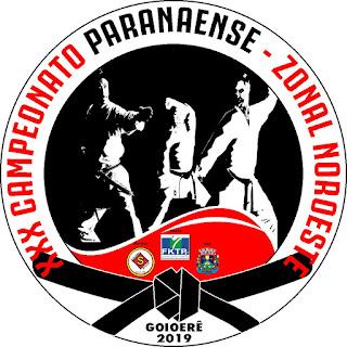 30º Campeonato Paranaense de Karate