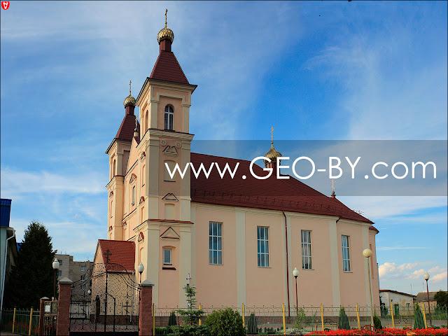 Клецкий костел и монастырь доминиканцев