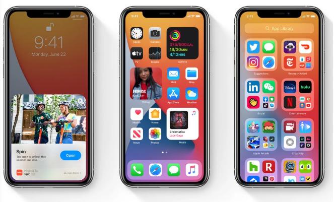 아이폰이 갤럭시 처럼..  평상시 해오던 방식 싹 갈아엎고 역대급 변화 생긴 iOS14