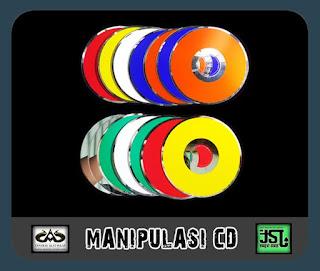 toko sulap jogja CD Manipulasi Set