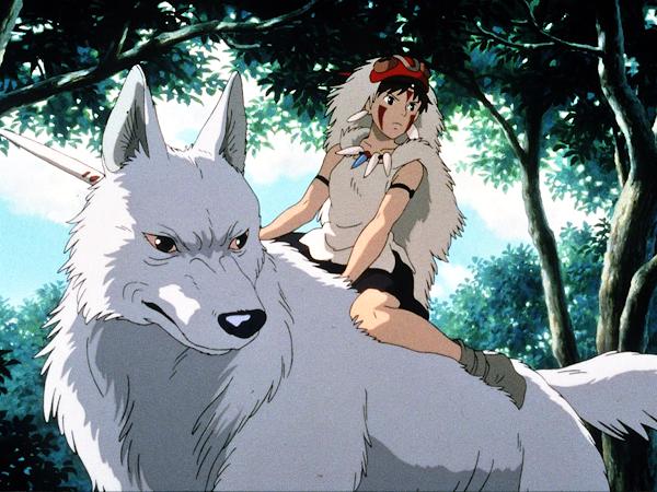 """Jak zdradziłam Disneya, czyli nostalgicznie o """"Księżniczce Mononoke"""" ze studia Ghibli"""