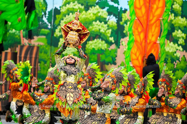 Cebu Sinulog Festival 2016 Schedule of Activities