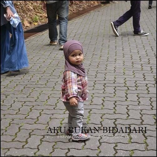aku bukan bidadari: Qaleef Eeman VS Lulu Tasneem