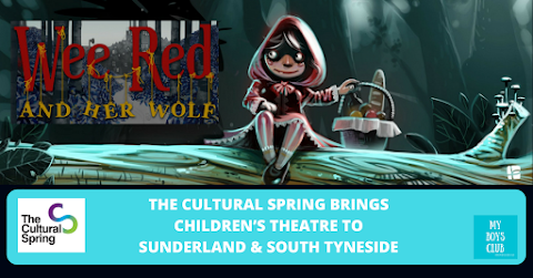 The Cultural Spring Brings More Children's Theatre to Sunderland & South Tyneside (AD)
