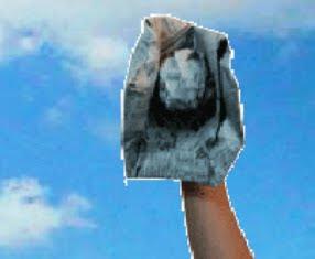 glove b menangkap bola