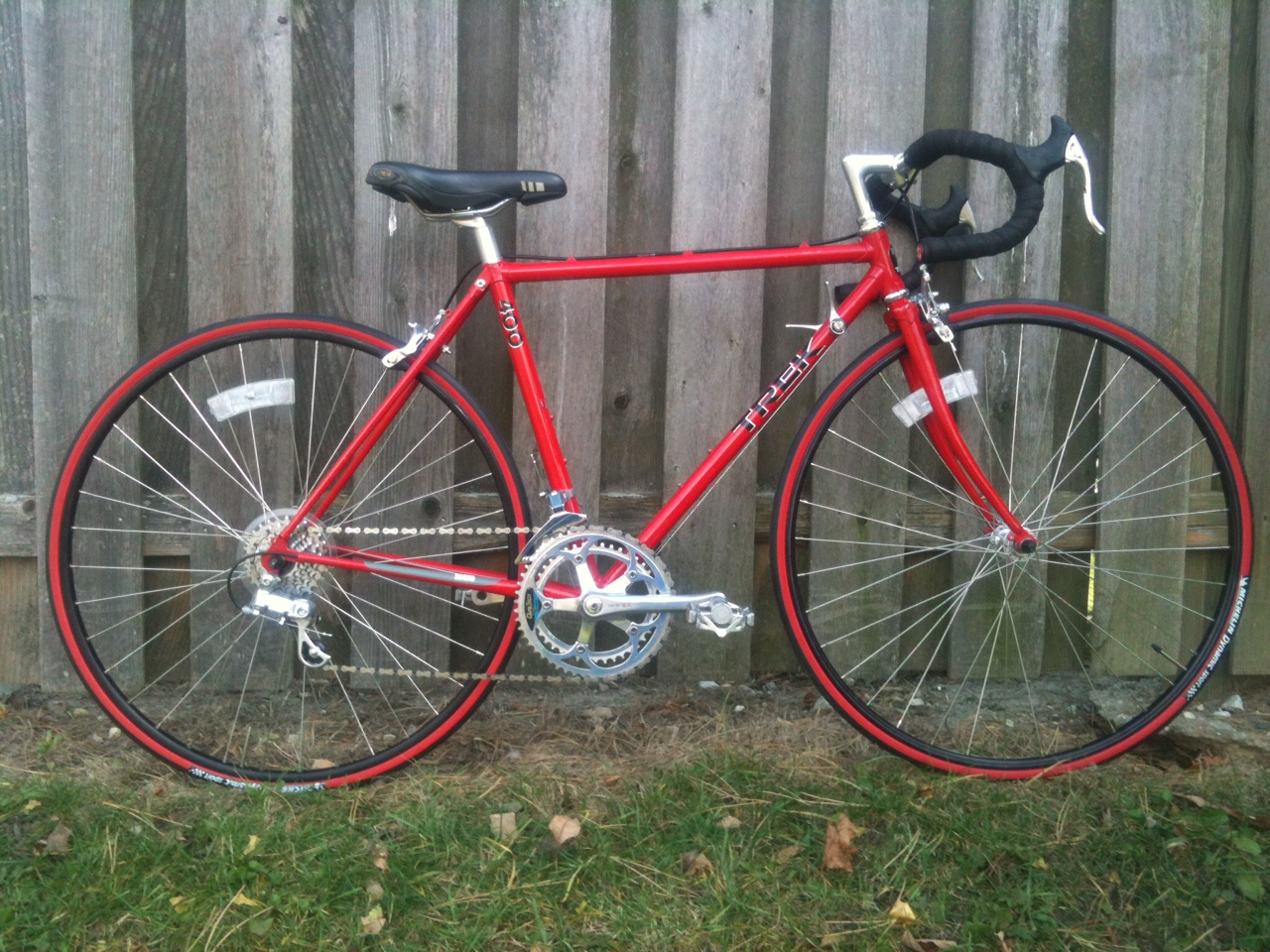 Trek 400 Red And Updated Size Small Great Women S Road Bike