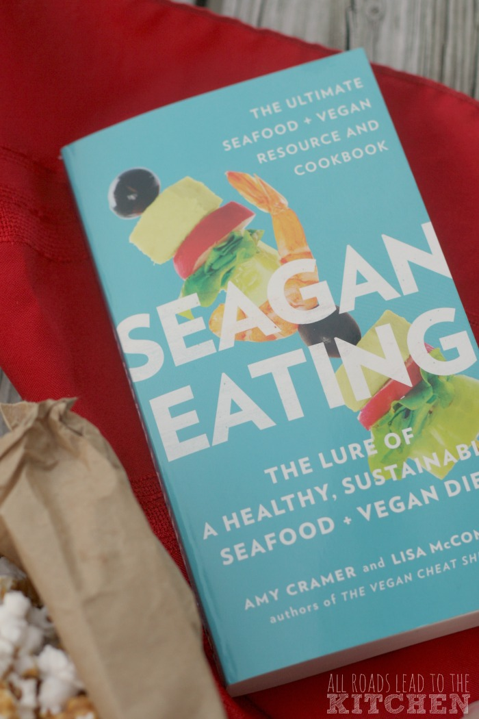 Seagan Eating Resource and Cookbook review