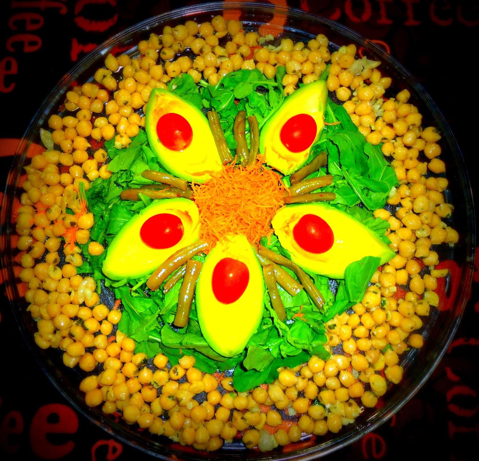 Ensaladas En Mandalas 1 kilo a 10,45 €. ensaladas en mandalas